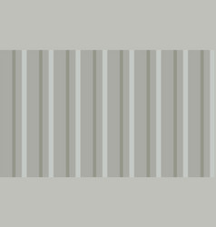 Empty corrugated sheet background vector