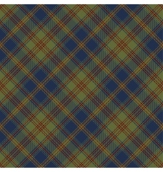 Seamless tartan plaid pattern vector
