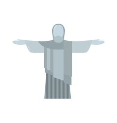 Religion statue vector