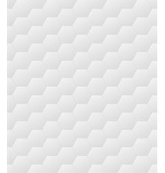 Hexagon pattern - grey seamless tileable texture vector