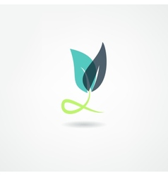 Plants icon vector