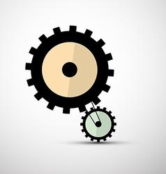 Cogs gears vector