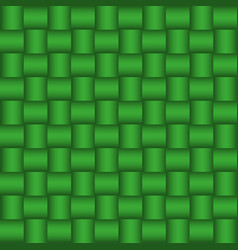 Abstract background braided vector