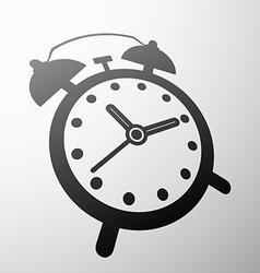 Emblem the alarm vector