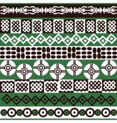 Ethnic african vector