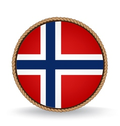 Norway seal vector