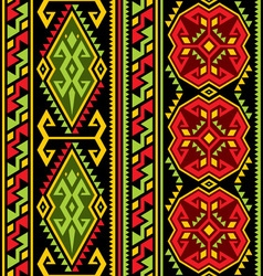 Mexican decoration seamless vector