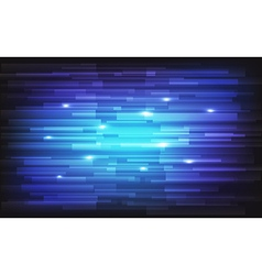 Abstract line light blue background vector