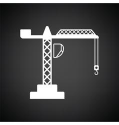 Icon of crane vector