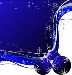 christmas theme vector image