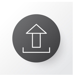 Transfer icon symbol premium quality isolated vector