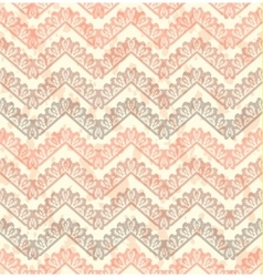 Lace seamless pattern on grunge background vector