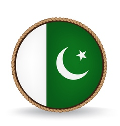 Pakistan seal vector