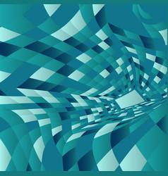 Abstract warp background vector