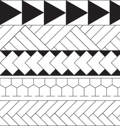 Pattern - Tribal vector image