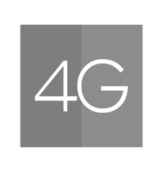 4g technology vector