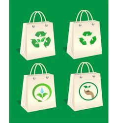 Ecology Package vector image