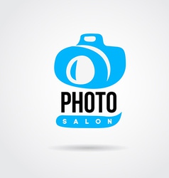 photo logo vector image