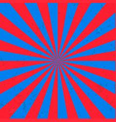 sun burst background circus vector image vector image