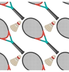 Seamless pattern with sport icons vector