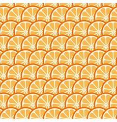 Citrus summer pattern vector