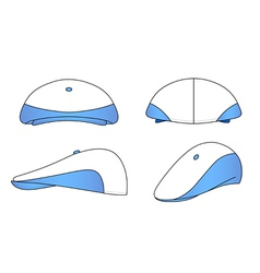 kepi vector image vector image