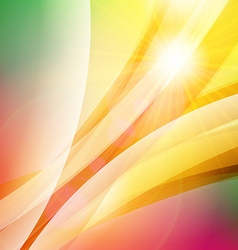 Abstract colorful background summer background vector