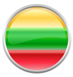 Lithuania flag vector