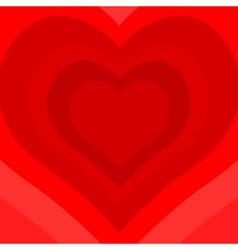 Heart symbol concept vector image
