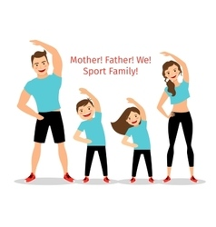 Active family vector
