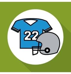 Soccer icon design vector image vector image