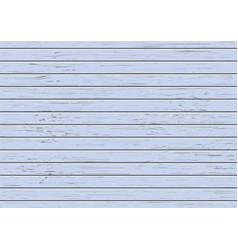 blue wood texture deck vector image vector image