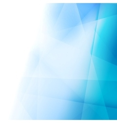 Bright abstract blue elegant background vector