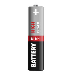 High power compact ni-mh battery vector
