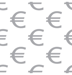 New euro seamless pattern vector
