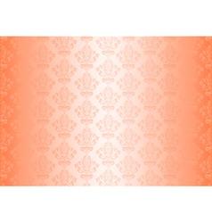 peachy wallpaper vector image
