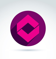Abstract icon abstract symbol vector