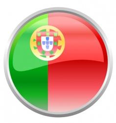 flag of Portuguese republic vector image vector image