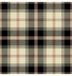 Seamless tartan plaid pattern vector