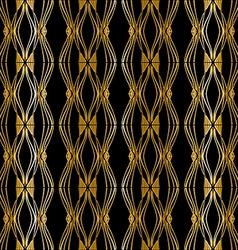 Modern gold stylish vector