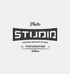 Photography logo badges logos and labels for any vector
