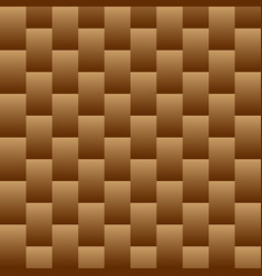 Brown vertical rectangles abstract background vector