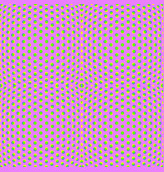 Particles glitch optical pattern vector