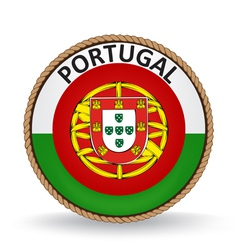 Portugal seal vector