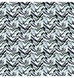 Abstract techno chevron pattern vector