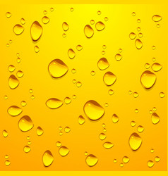 water drop-6 vector image