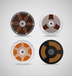Audio babins vector image vector image