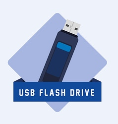 Usb digital design vector