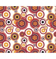 ethnic pattern vector image vector image