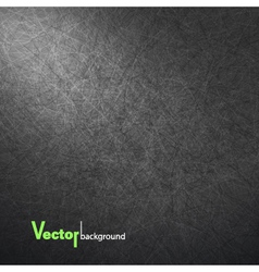 Abstract luxury dark gray background vector image